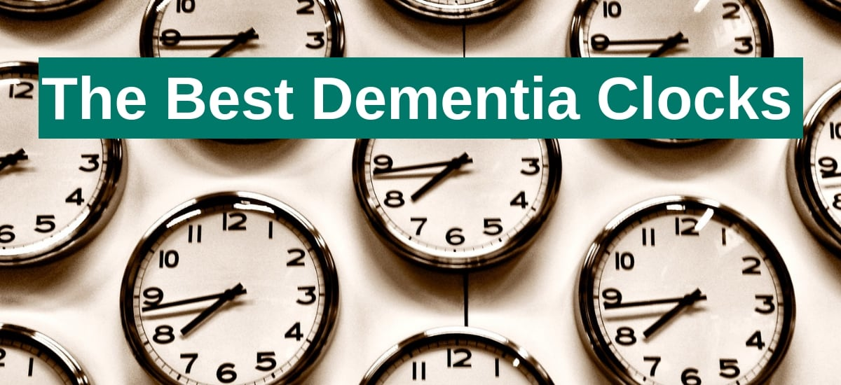 best and cheapest dementia clocks