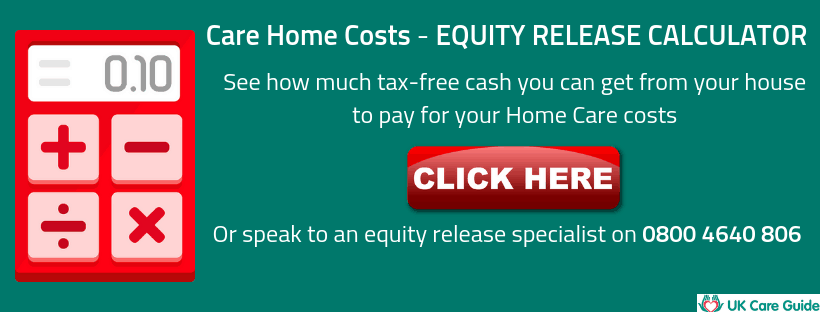 care home costs calculator