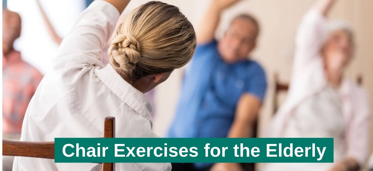 what are chair based exercises