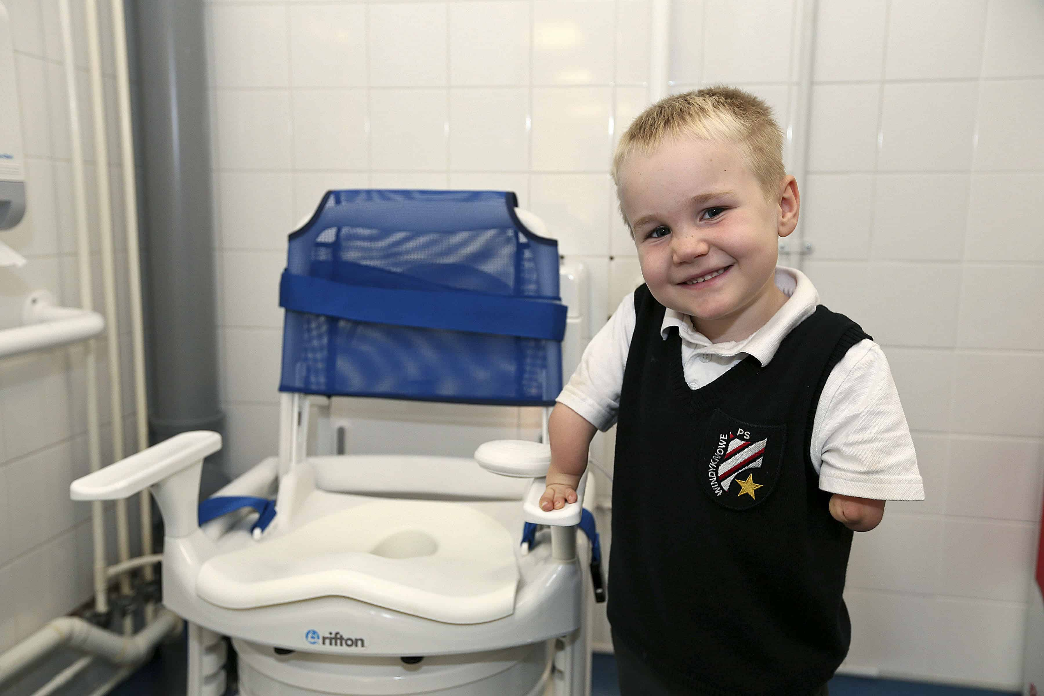 Toilet Aids And Caring For Your Child S Toilet Needs Uk