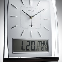 battery operated dementia clock