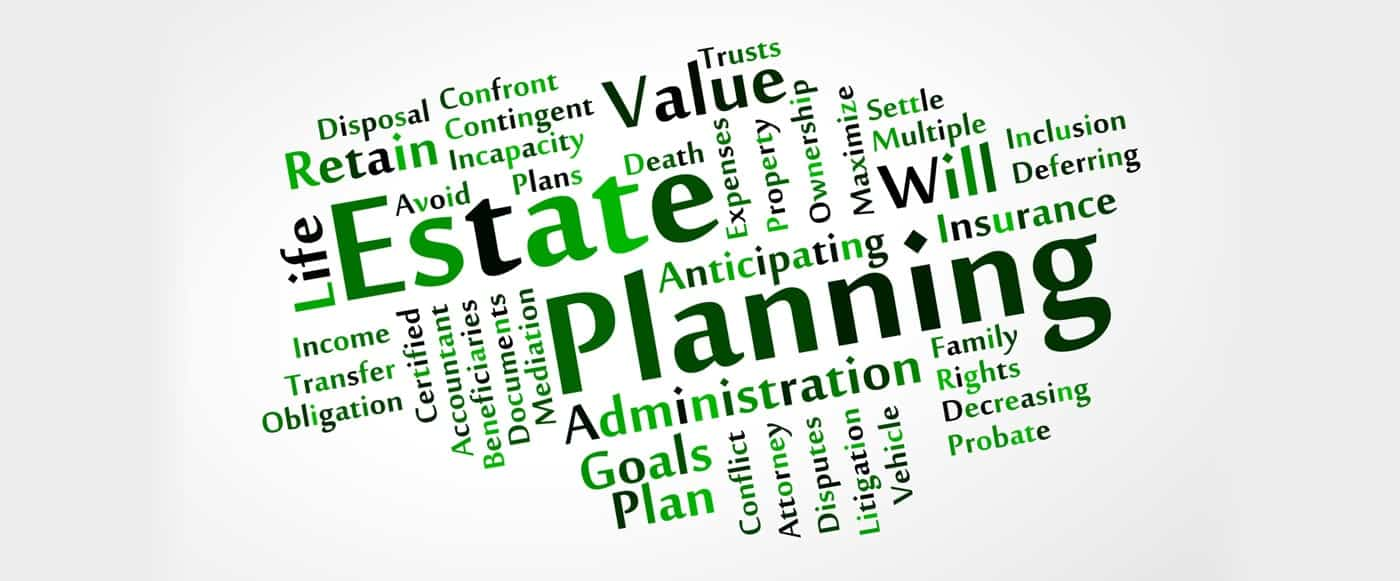 estates planning advice