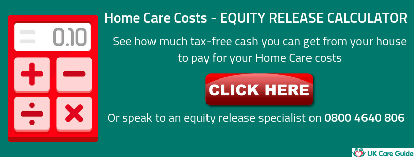 home care costs calculator
