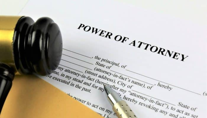 power of attorney uk cost