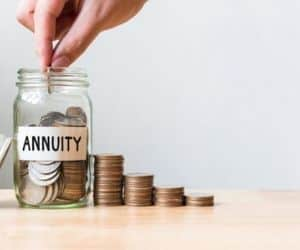 immediate care needs annuity