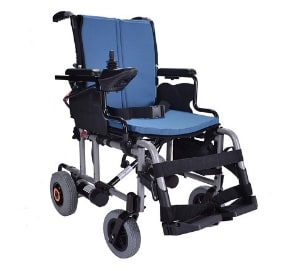 lightweight electric powerchair
