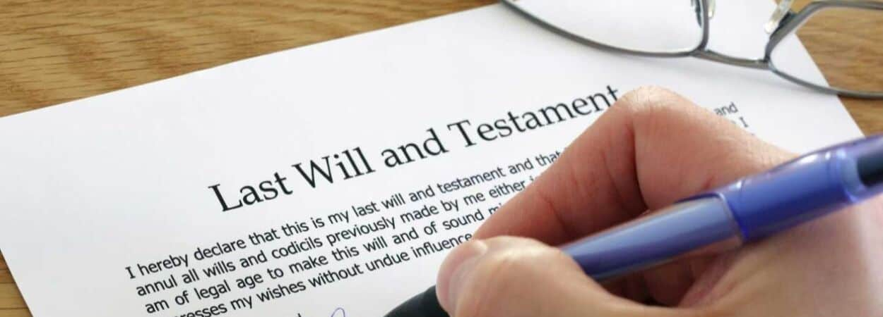 how much does it cost to make a will