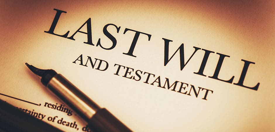 making a will in 2018 top tips on getting it right avoiding