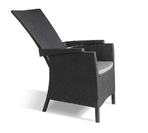 outdoor recliner chairs