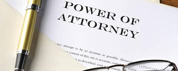 solicitors charges for power of attorney