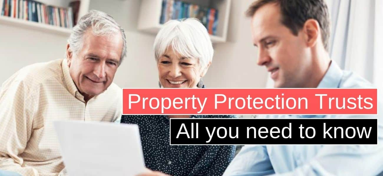 property trust will