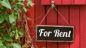 renting property care costs