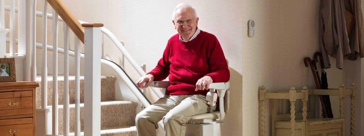 second hand stairlifts