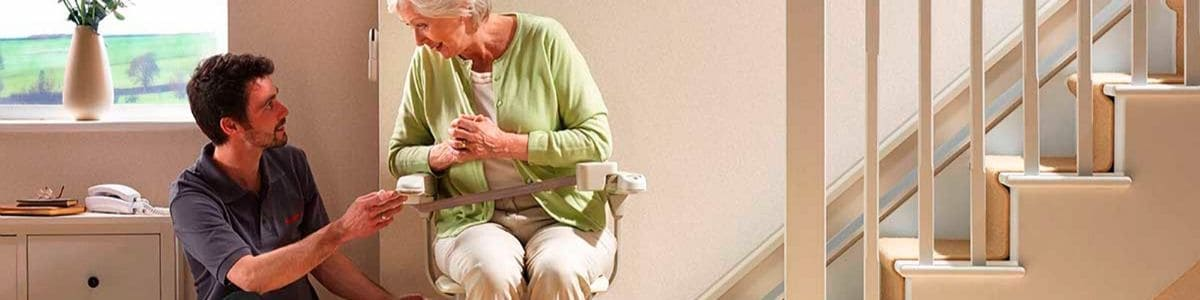 stair lift for narrow stairs