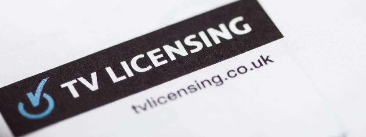 tv licence discounts and concessions