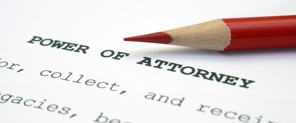 importance of having power of attorney