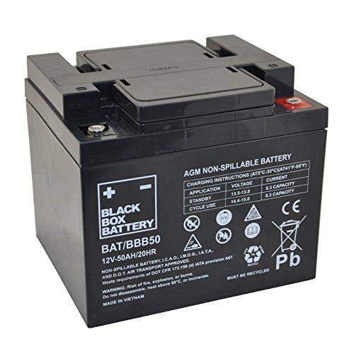 12v 50ah bbb sealed lead acid agm mobility scooter battery uk care guide. Black Bedroom Furniture Sets. Home Design Ideas