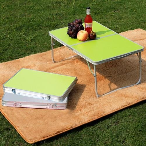 Lovely Aluminium Folding Portable Camping Table New Design - Style Of outdoor camping table Beautiful
