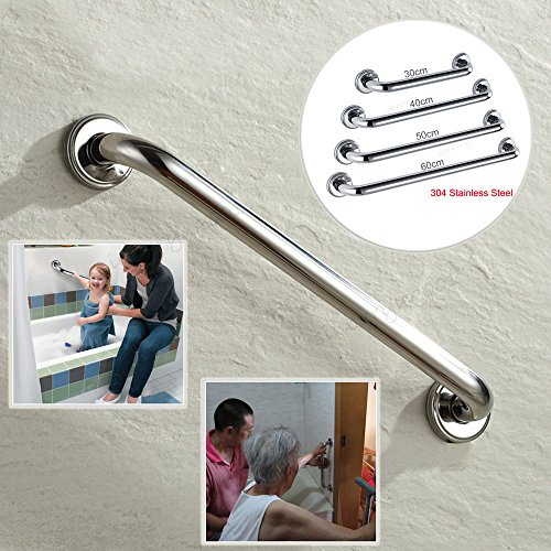 Shower Grab Bars Uk aulola stainless steel grab bar / bathroom mobility & disabled