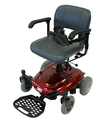 Betterlife capricorn portable electric power chair travel for Mobility chair