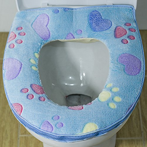 soft toilet seat covers. chicmall-toilet-seat-cover-bathroom-warmer-plush-soft- soft toilet seat covers