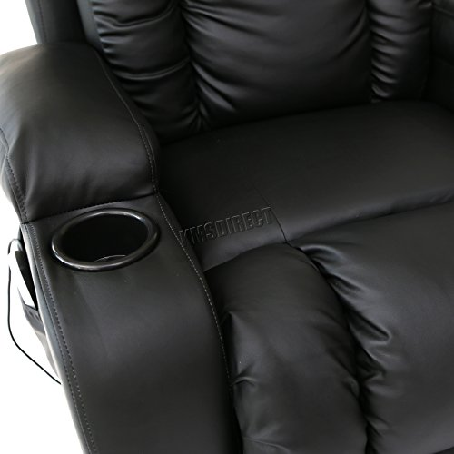 ... FoxHunter-Bonded-Leather-Massage-Cinema-Riser-Recliner-Sofa- ... & FoxHunter Bonded Leather Massage Cinema Riser Recliner Sofa Power ... islam-shia.org