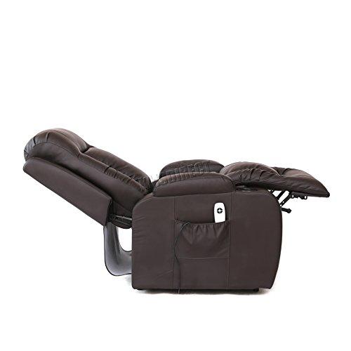 massage p touch ergonomic ijoy s human recline massaging recliner chair robotic