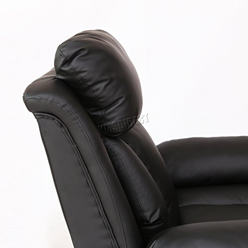 FoxHunter Bonded Leather Massage ...
