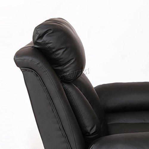 Beautiful FoxHunter Bonded Leather Massage ...