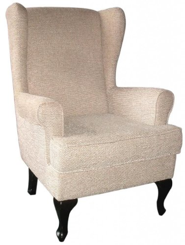 NEW Paris Orthopedic Arm Chair Winged High Back ...