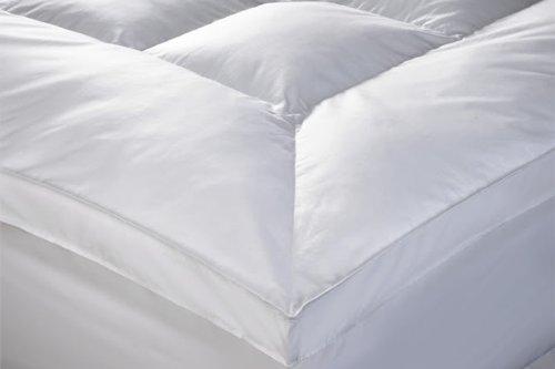 New Rejuvopedic 10 Cms 4 Inch Double Bed Microlite Microfibre