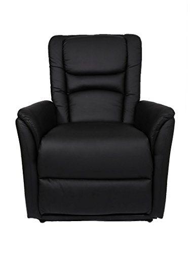 Real Leather Electric Rise And Recline Mobility Chair Lift