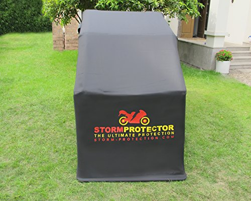 Stormprotector Quenched Steel Motorbike Motorcycle Scooter