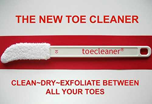 The new toe cleaner long handled toe towel washer dryer bathroom the new toe cleaner long handled toe towel ccuart Gallery