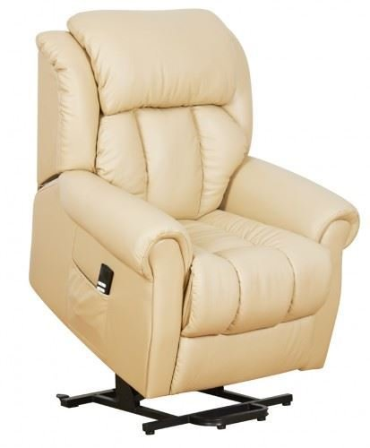 Warminster Dual Motor Leather Riser Recliner Chair Electric ...  sc 1 st  UK Care Guide & Warminster Dual Motor Leather Riser Recliner Chair Electric Lift ...