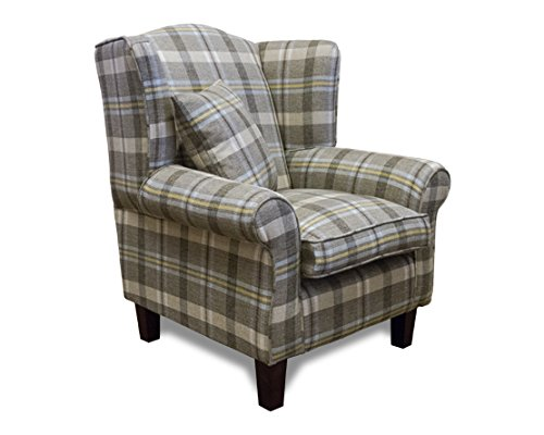 Wing Back Armchair - Lounge Furniture - Fireside Chairs ...