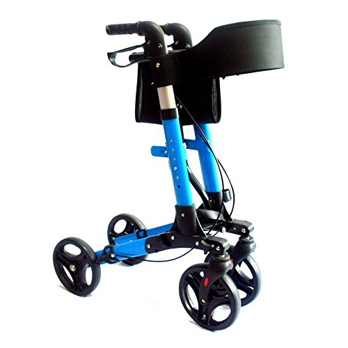X Cruise Folding Lightweight Compact Rollator Walking